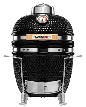 Kamado Chef 1100 Prestige Diamond - Parrilla para barbacoa ...