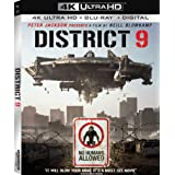 District 9 [4K Ultra HD + Blu-ray + Digital]