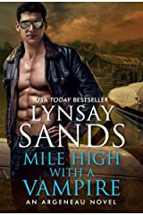 Mile High with a Vampire (An Argeneau Novel Book 33) Kindle Edition