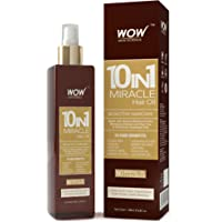 WOW 10 in 1 Miracle Hair Oil, 200ml