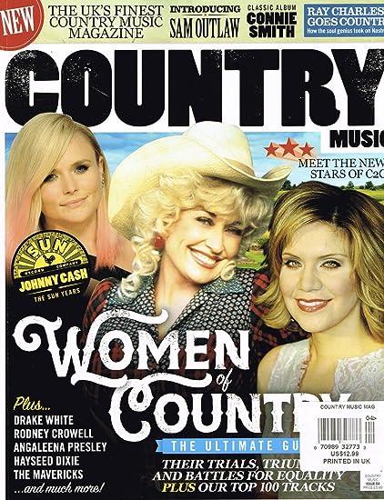 Amazoncom Country Music Magazine July 2017 Everything Else