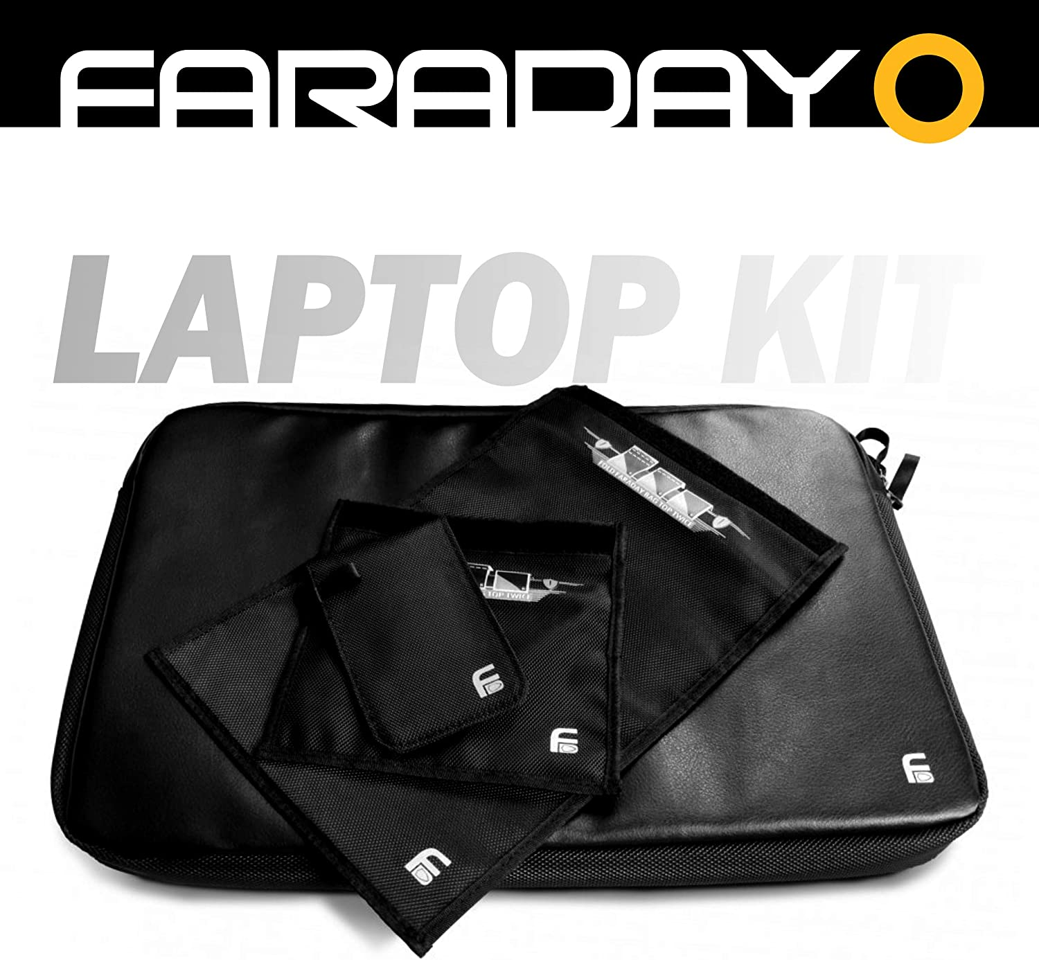 Amazon Com Faraday Defense Laptop Forensic Bag Kit Computers Accessories