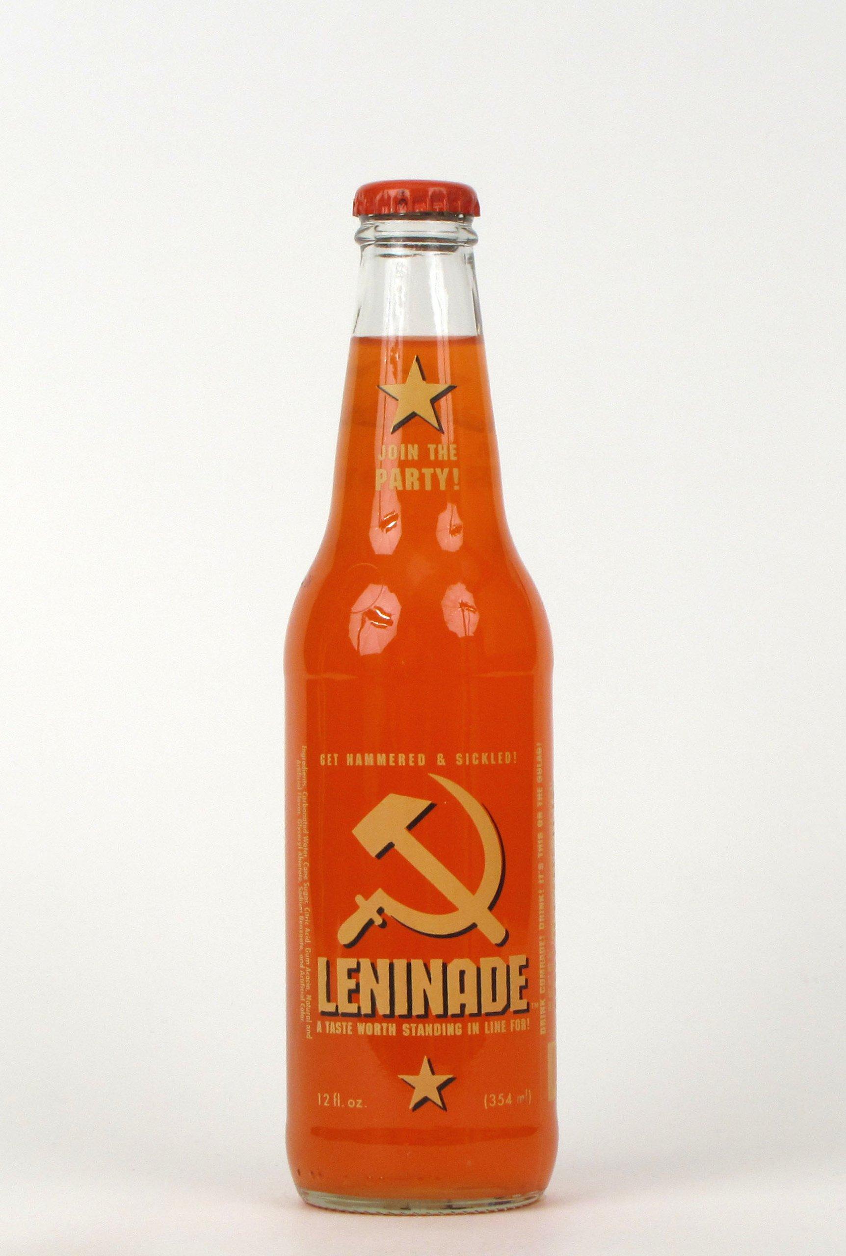 Leninade Soda - (12 Pack)