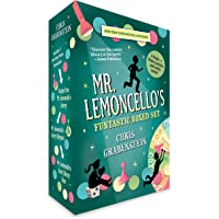 Mr. Lemoncello's Funtastic Boxed Set