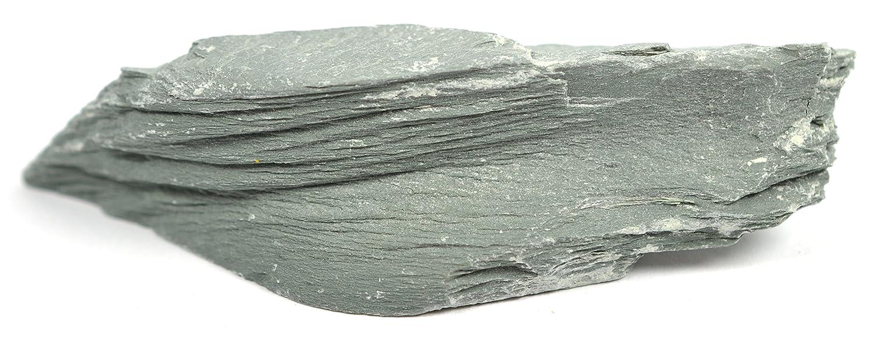 Verde pizarra muestra (metamórficas Rock), aprox. 1