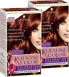 kratine color 56 acajou cuivr 1545 ml - Coloration Chatain Acajou Cuivr