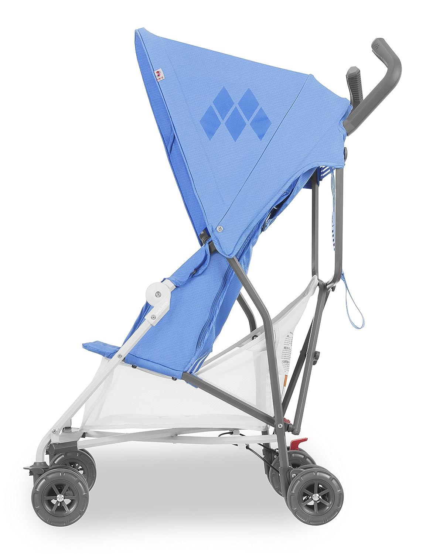 compacta Maclaren Mark II Silla de paseo Azul Claro super ligera