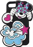 [ヨーイ] [Disney] ディズニー シリコンiPhoneケース ミッキーマウス ミニーマウス ドナルドダック iPhone8/7/6s/6対応