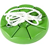 Green Tree Swing Disc - Rope Swing