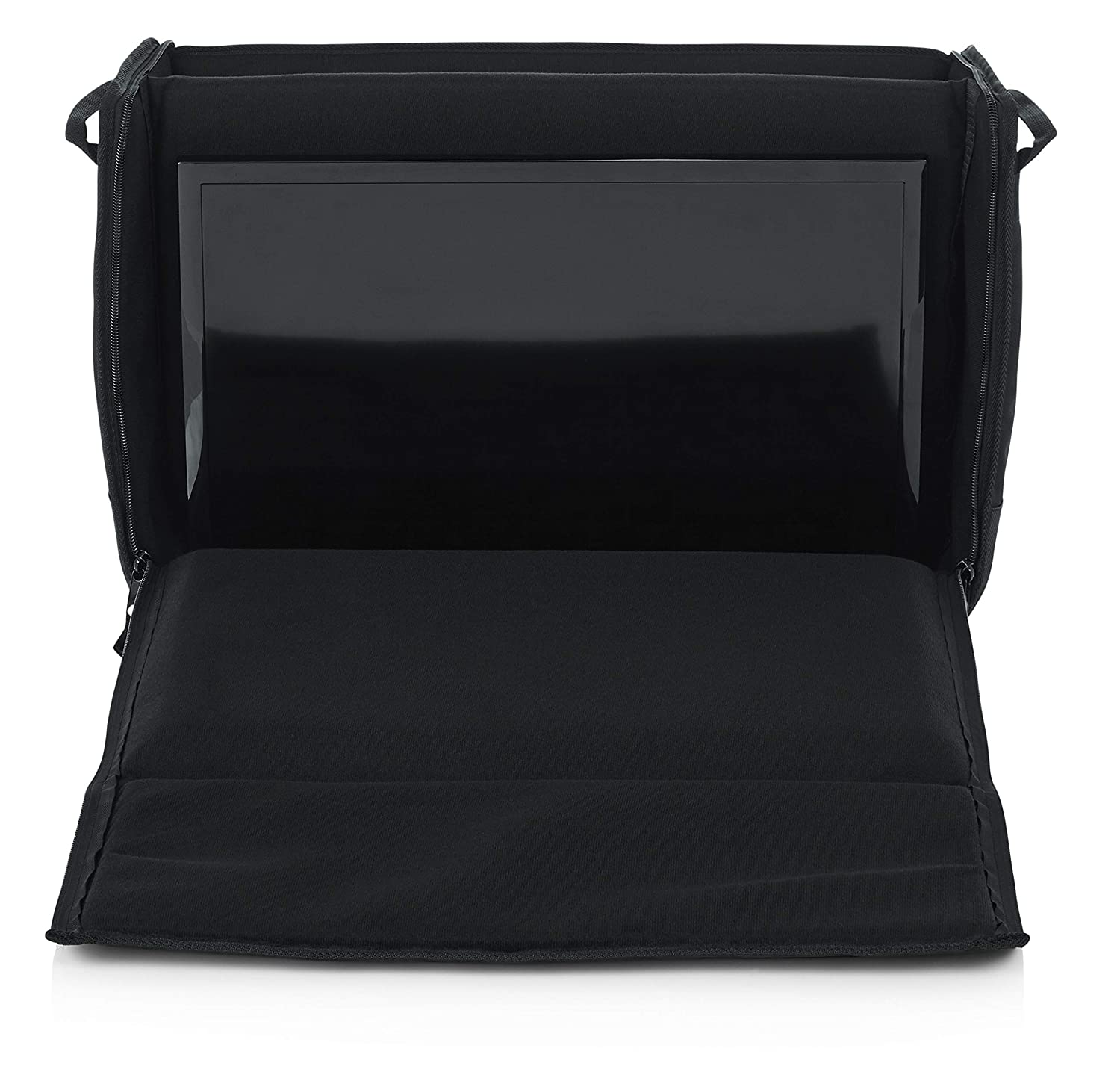 Carry Tote Bag Padded Nylon for 19-24in LCD Screen Monitor TV Transporting Case