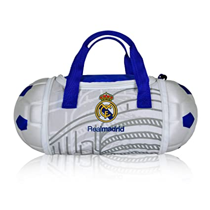 1c3785e11832 Amazon.com  Official Real Madrid C.F Soccer Ball Lunch Bag  Toys   Games