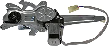 Dorman 740-356 Rear Driver Side Power Window Regulator for Select Lexus Toyota Models
