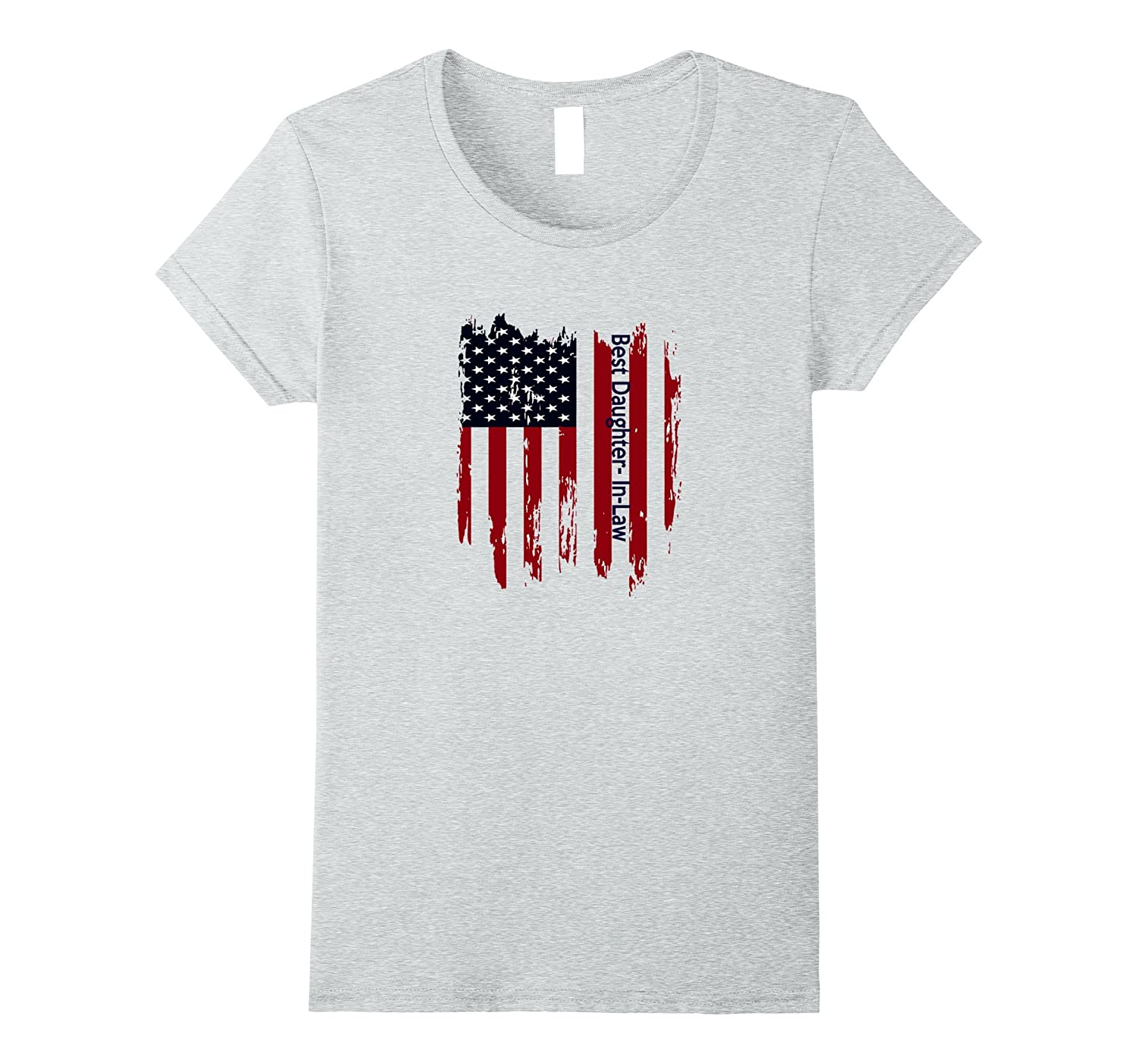 America's Best Daughter-In-Law Matching Family Flag Shirts