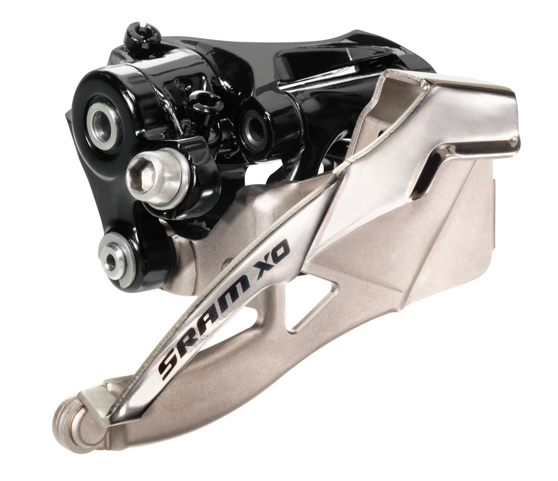 SRAM X.0 2 x 10 Dual 31.8 Front Derailleur High-Clamp by SRAM