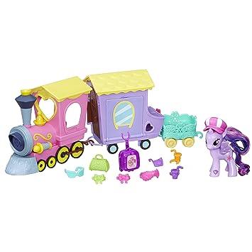My Little Pony - Tren de la Amistad (Hasbro B5363): Amazon.es: Juguetes y juegos