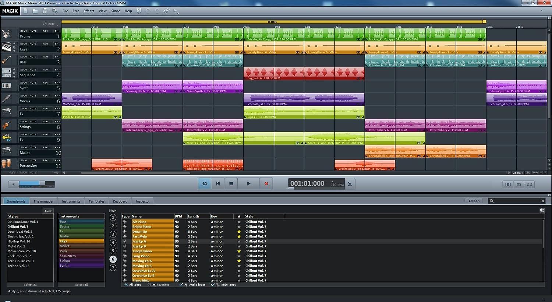 amazon com magix music maker 2013 premium video games rh amazon com 2019 MAGIX Music Maker MAGIX Music Maker 2014