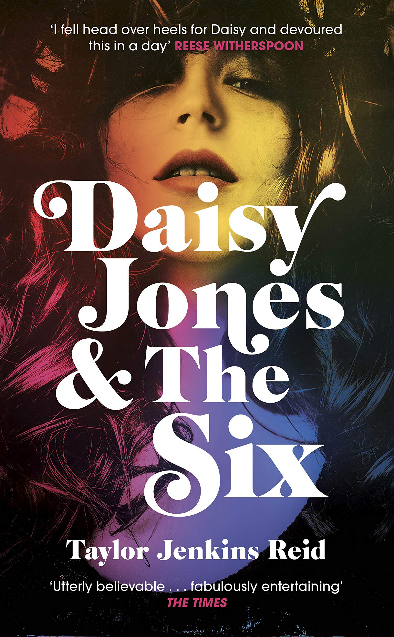 Daisy Jones and The Six: '2019's first pop-culture sensation' – Telegraph por Taylor Jenkins Reid