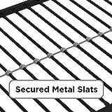 DHP Stella Metal Bed Sturdy Metal Frame