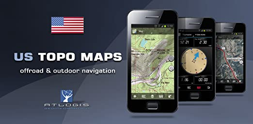 Amazon.com: US Topo Maps Pro: Appstore for Android