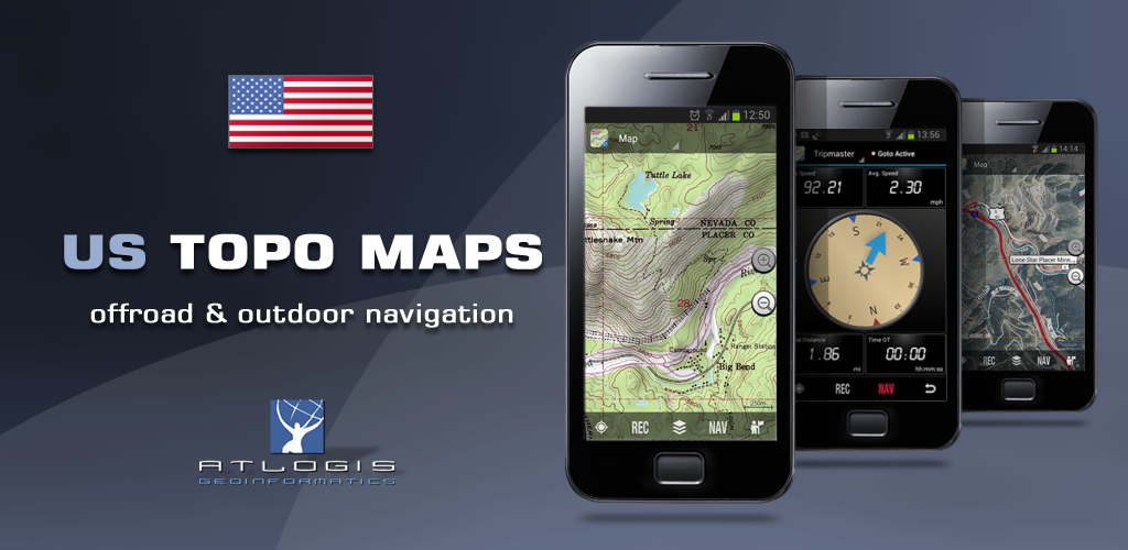 Amazoncom US Topo Maps Pro Appstore for Android