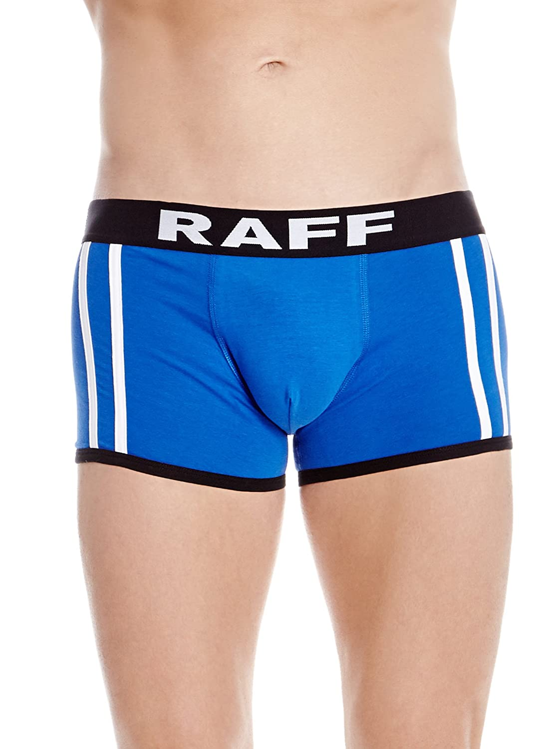 TALLA XL. RAFF-Boxer Kite Blue/Green. Pack 2 Units