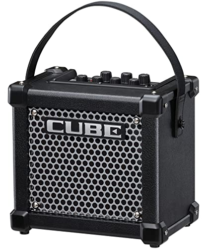 Roland Micro Cube GX - Amplificador de guitarra, negro