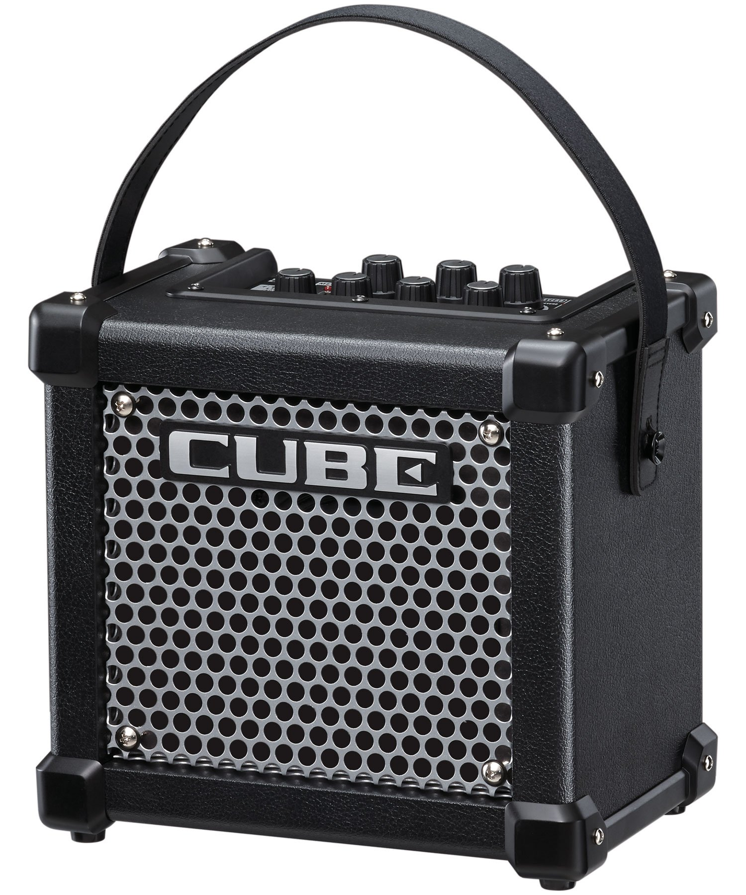 Roland Micro Cube GX - Amplificador de guitarra, negro product image