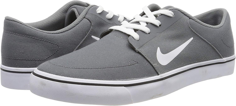 Nike SB Portmore CNVS, Chaussures de Skate Homme
