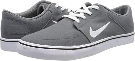 fast delivery sports shoes sports shoes Nike SB Portmore CNVS, Chaussures de Skate Homme: Amazon.fr ...