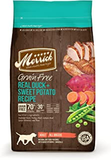 product image for Merrick Grain Free Dry Dog Food