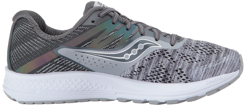 Saucony Women's Ride 10 Running-Shoes B01N5I55Y4 6 B(M) US|Grey