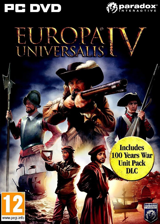 Europa Universalis IV (PC DVD): Amazon co uk: PC & Video Games