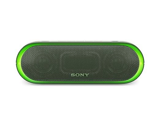 60 opinioni per Sony SRS-XB20 Altoparlante Wireless Portatile, Extra Bass, Bluetooth, NFC, USB,