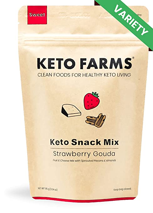 Top 10 Best Low Carb & Keto Movie Snacks