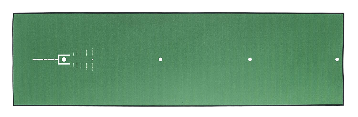 ODYSSEY Callaway Golf B-Square Practice Putting Mat Green