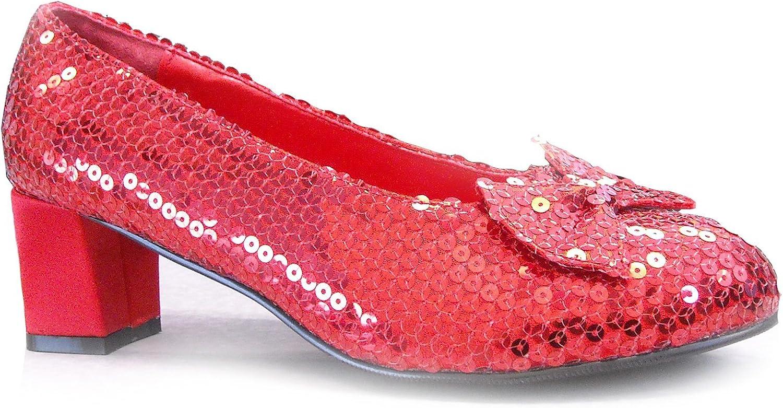 Amazon.com: Women's Red Sequin Shoes S