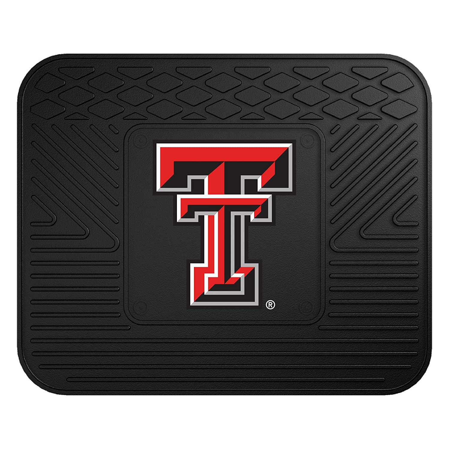 Amazon Fanmats Ncaa Texas Tech University Red Raiders Vinyl