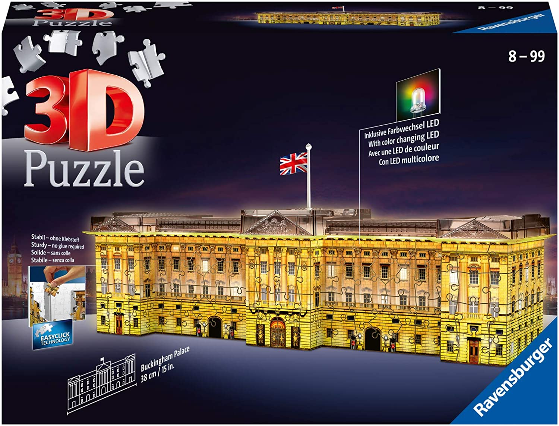 Ravensburger - Buckingham Palace Night Edition (12529)