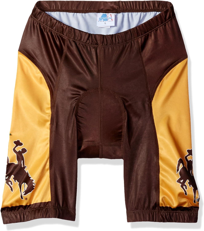 NCAA Wyoming Cowboys Cycling Shorts