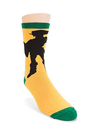 The Legend of Zelda: The Wind Waker Silhouette Reversible Crew Calcetines