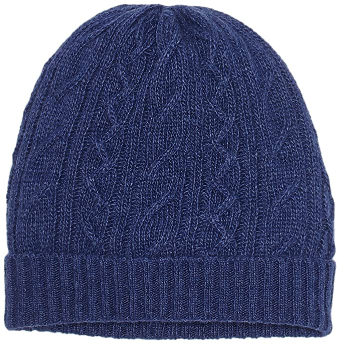 United Colors of Benetton Cap, Gorra para Niñas, Azul (Dark Blue 83t) 2: Amazon.es: Ropa y accesorios