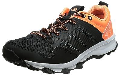 online retailer 107e2 8ab1a adidas Performance Kanadia 7 Trail, Trail Femme - Noir (Core Black Core  Black