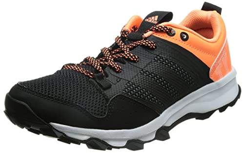 info for 3d035 a5d4f adidas Kanadia 7 Trail - Zapatillas de Deporte para Mujer, Color Negro  (Core Black Core Black Flash Orange s15), Talla 36  Amazon.es  Zapatos y  complementos