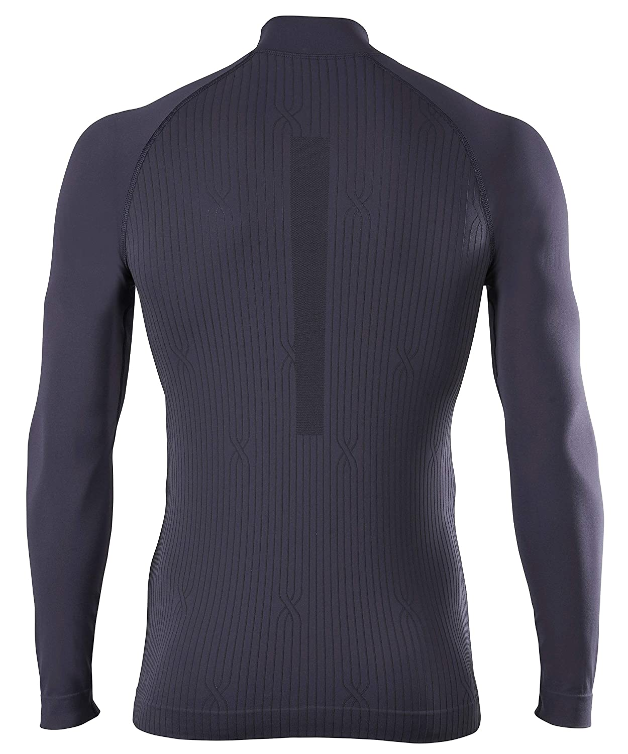 FALKE ESS Men Maximum Warm half zip shirt warm protection in cold to very cold temperatures Sweat wicking fast drying multiple colours Sizes S-XXL polyamide mix