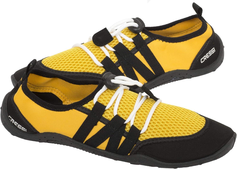 Cressi Elba Pool Shoes Zapatillas Chanclas Unisex Adulto: Amazon ...