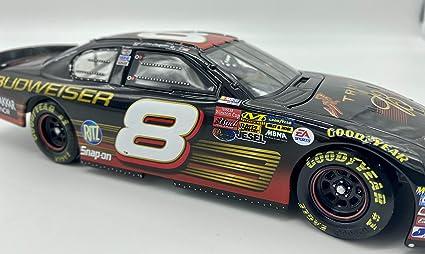 1//64 DALE EARNHARDT JR #8 BUDWEISER   2003 ACTION NASCAR DIECAST