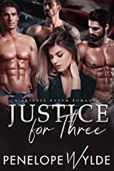 Justice for Three: A Military Reverse Harem Romance (Harem of Three Book 3) Kindle Edition
