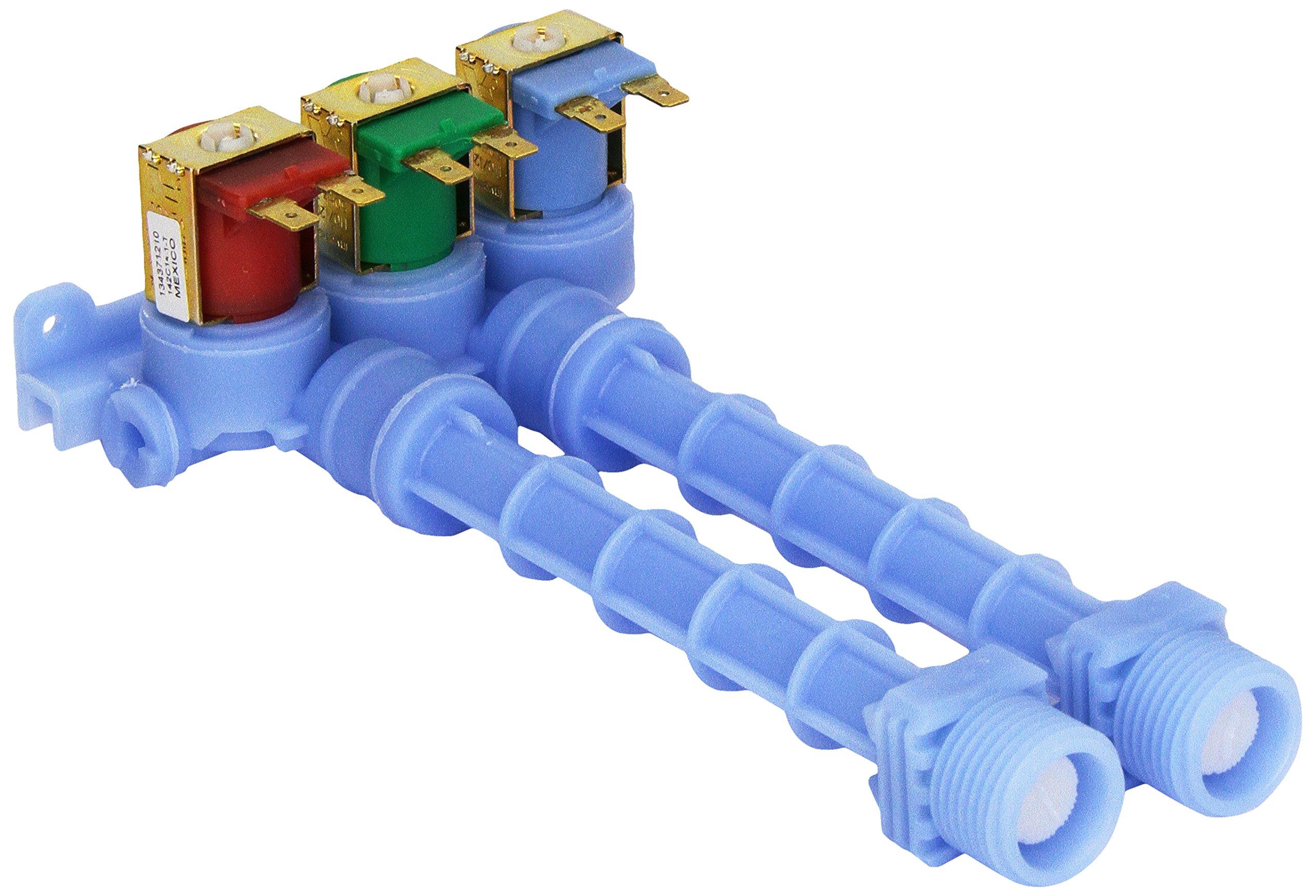 Frigidaire 134371210 Water Inlet Valve Washing Machine