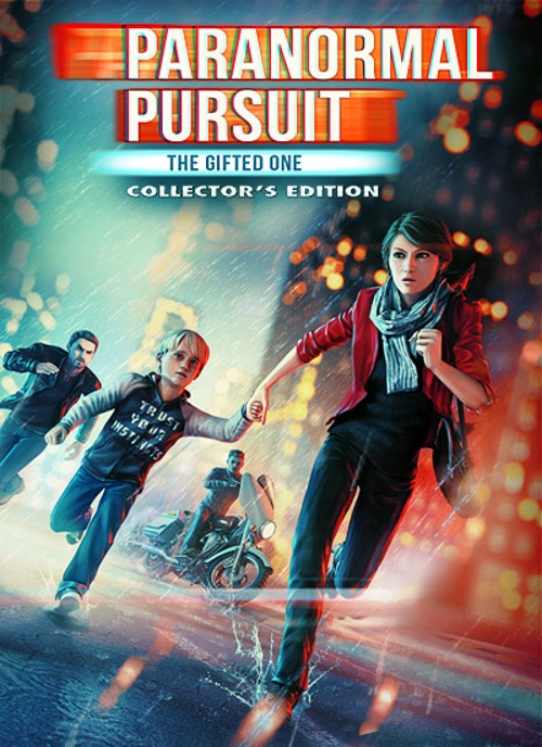 Paranormal Pursuit: The Gifted One Collector's Edition [Download]