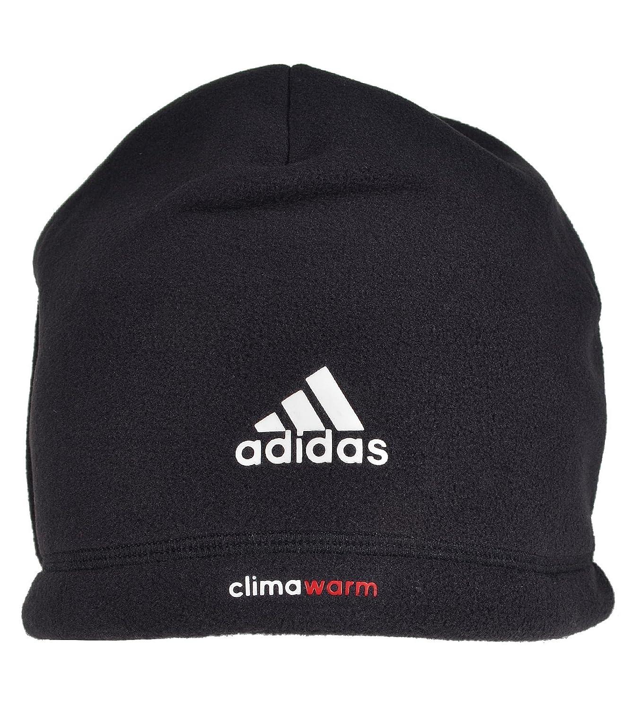 a55e355f75498 Amazon.com  adidas 2015 ClimaWarm Fleece Mens Golf Winter Hat Beanie   Sports   Outdoors